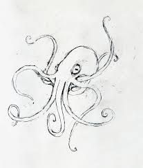 Image result for octopus tattoo small