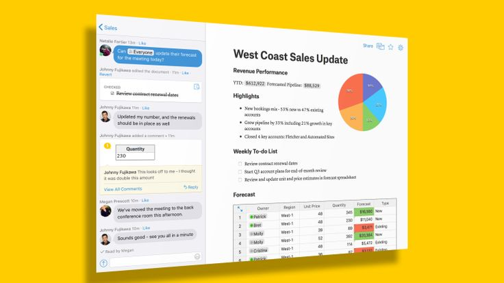 Salesforce buys word processing app Quip for $750M | TechCrunch