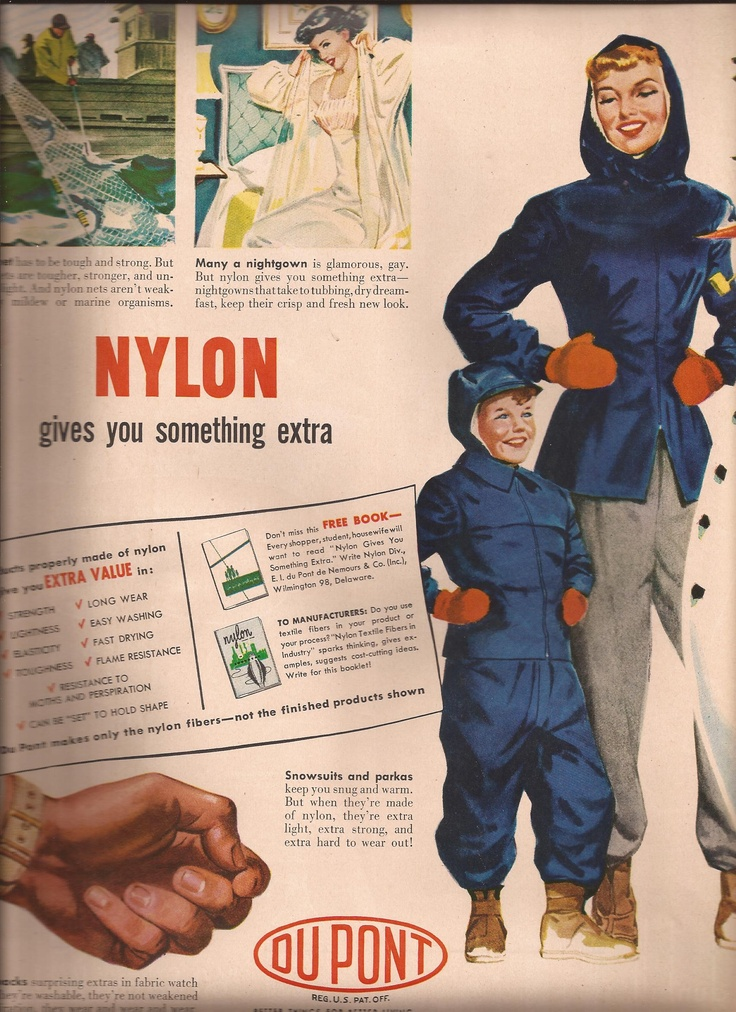 Dupont Nylon Is One 108