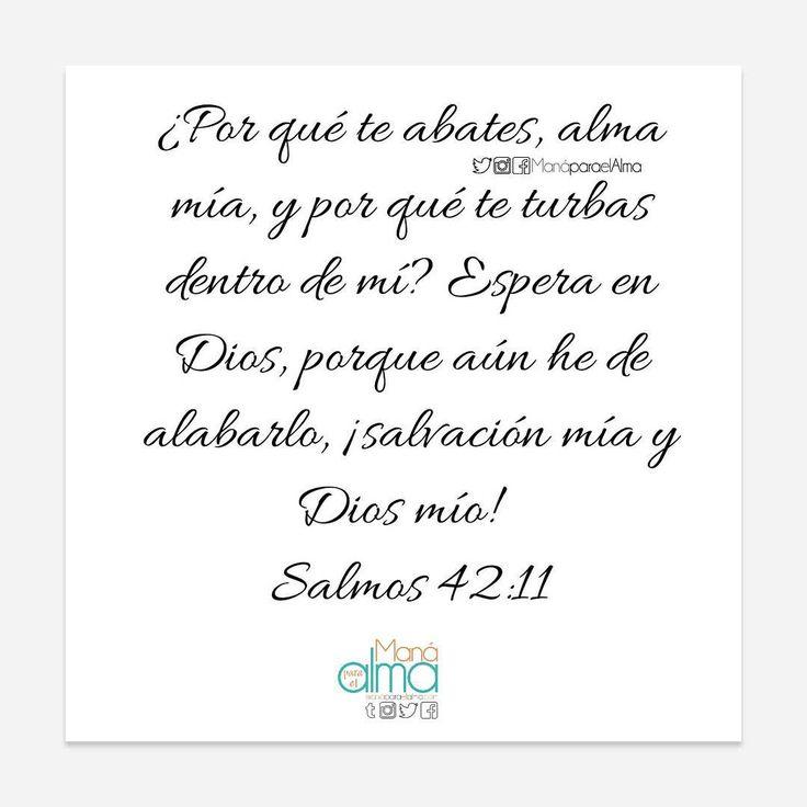 """""""Esta es la #CitaBíblicadelDía #ManaParaElAlma #Biblia #TextoDiario #VersículodelDía #Bible #Salmos"""""""