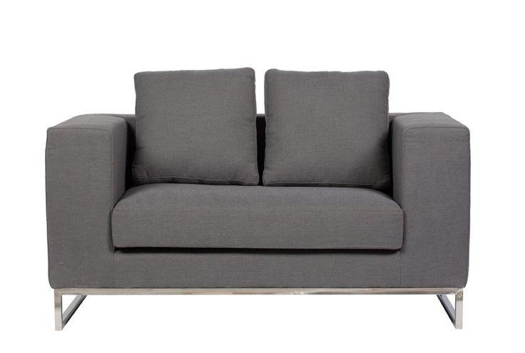 Небольшой уютный диван Dadone Sofa – это неимоверно стильный и удобный предмет мебели, который добавит шарма и тепла любой комнате вашего дома. Благородный серый цвет обивки и дизайн позволяют диванчику украсить собой современный или классический интерьер, а мягкие подушки дают вам возможность расслабиться с комфортом после трудного рабочего дня.             Метки: Маленькие диваны.              Материал: Металл, Ткань.              Бренд: DG Home.              Стили: Лофт, Скандинавский и…