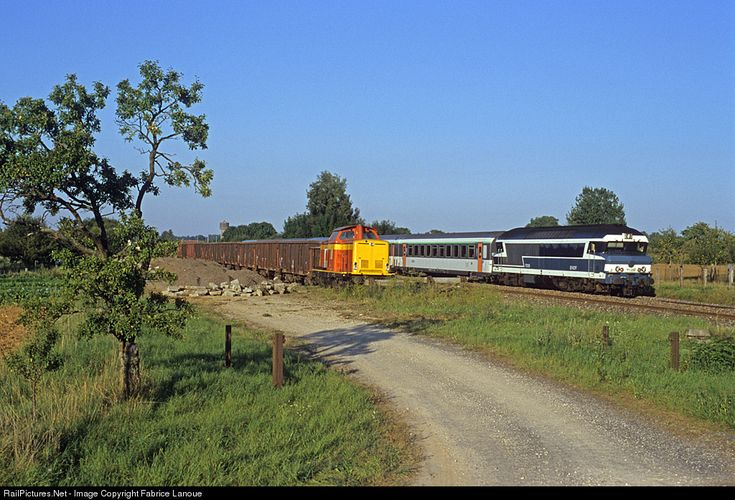 RailPictures.Net Photo: 72039 SNCF CC 72000 at Damblain, France by Fabrice Lanoue