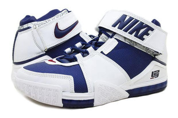 Nike Zoom Lebron II_309378-441 I miss these shoes!!