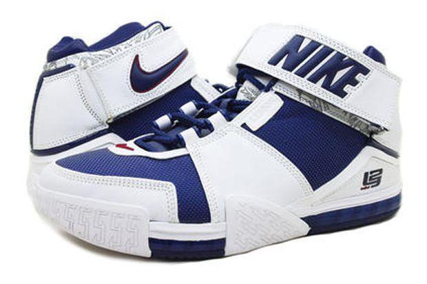Nike Zoom Lebron II_309378-441 I miss these shoes!!