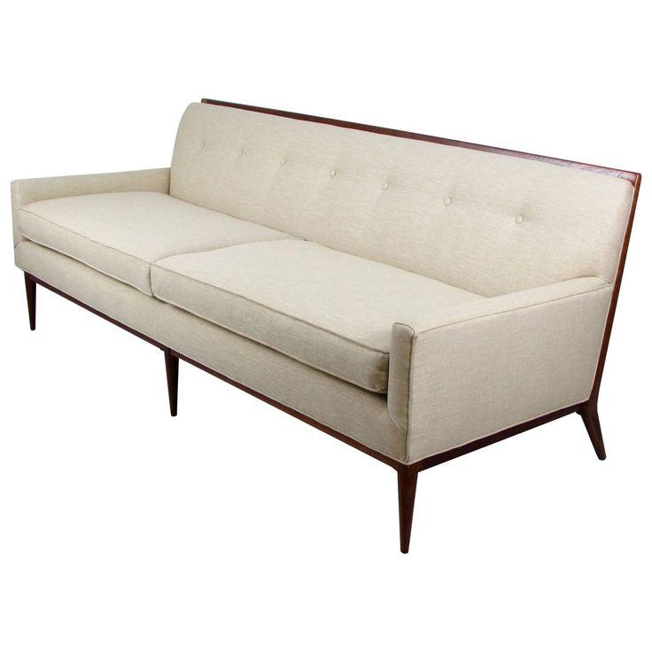 Iconic Sculptural Sofa by Paul McCobb, 1950s   1stdibs.com