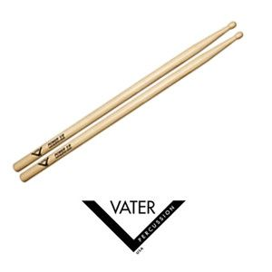 Vater Hickory Drumsticks Power 5B Wood