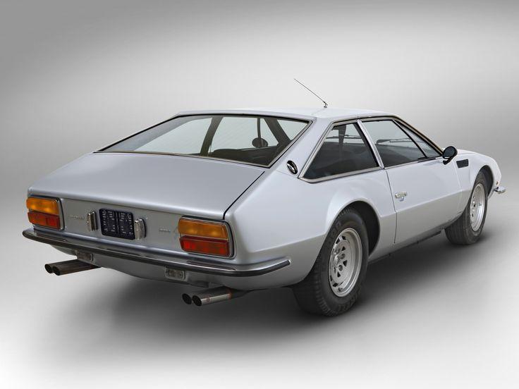 1973 Lamborghini Jarama 400 GTS | Coys of Kensington