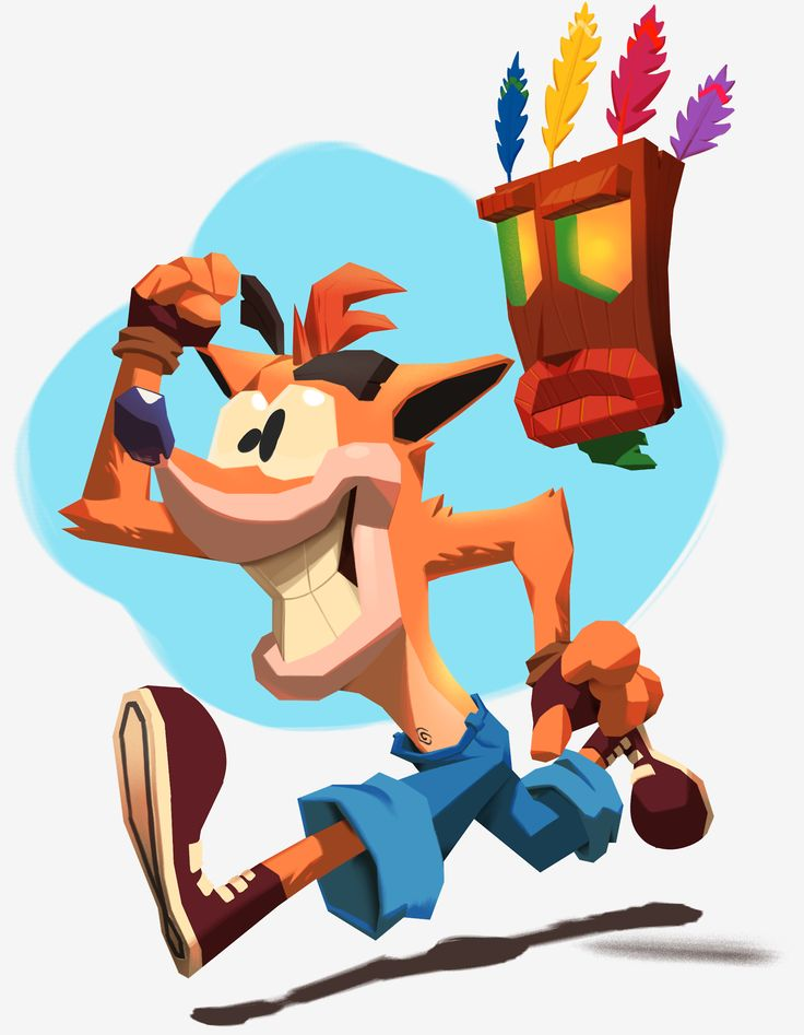 crash bandicoot | Tumblr ,'