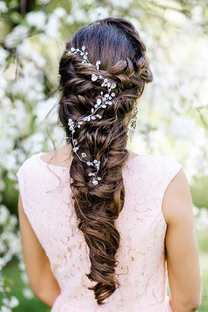36 Braided Wedding Hair Ideas You Will Love ❤ See more…