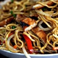Recipe Submitted By: Spend with Pennies Click on the link below for the Chicken Lo Mein (Easy Homemade Take Out) Recipe! Chicken Lo Mein (Easy Homemade Take Out)