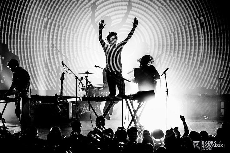 Radek Zawadzki - Concert Photography Interview - Cut Copy Concert Photos
