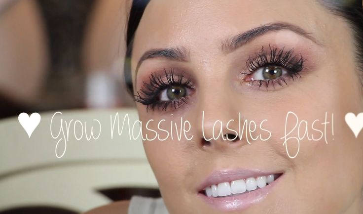 """Scene from my """"How To Grow Massive Eyelashes Fast"""" video. Click through and watch the video if you'd like to learn how to grow longer and thicker eyelashes naturally. http://www.youtube.com/watch?v=yxsTvroyU7A"""