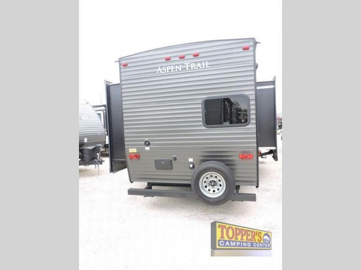 New 2017 Dutchmen RV Aspen Trail 3100BHS Travel Trailer at Topper's Camping Center | Waller, TX | #5384