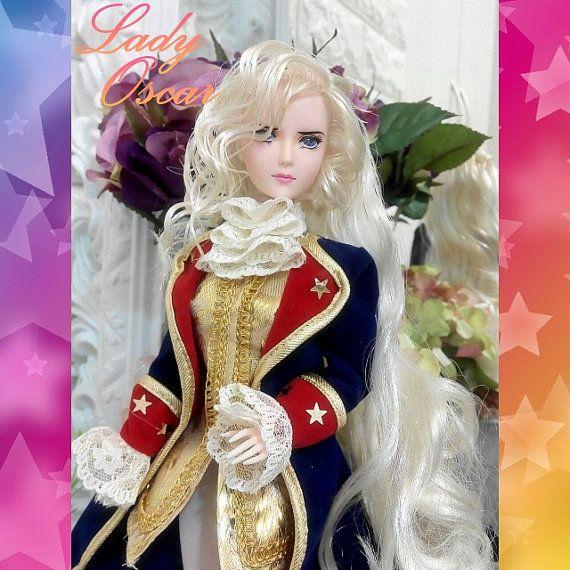 Lady Oscar Doll