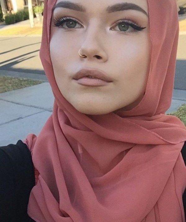 Исламская мода в фотографиях – красивые девушки ислама