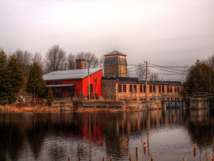 The Alton Mill in Caledon ... a wonderful place to see beautiful art, shop, enjoy the cafe!