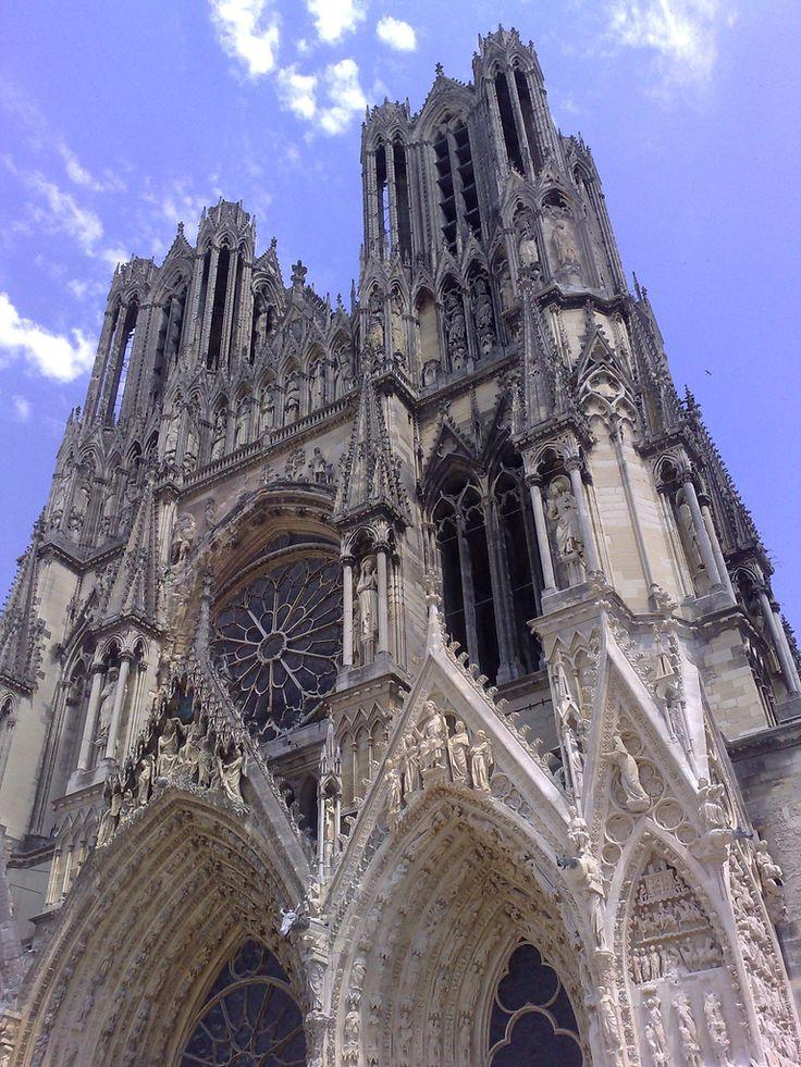 Cathedrale de Reims | par Arjan Tupan