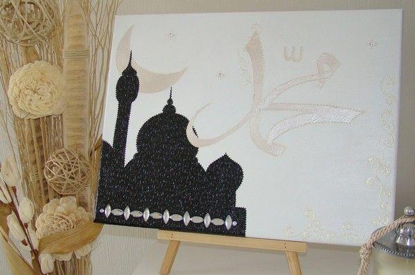 tableau oriental palais