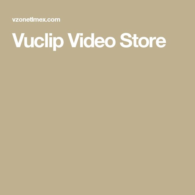 Vuclip Video Store