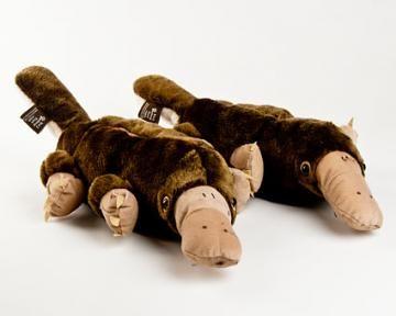Platypus Animal Slippers