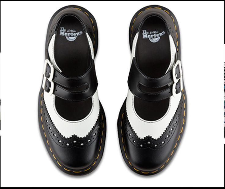 Zapatos Para Silla De Montar, Zapatos Mary Jane, Estilo Grunge, Zapatos  Impresionantes, Botas De Mujeres, Mary Janes, Dr Martens Tienda, Vestido  Babydoll