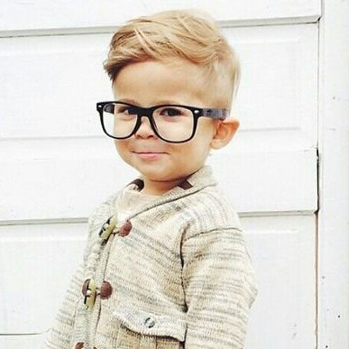 Cool Little Boy Hairstyles