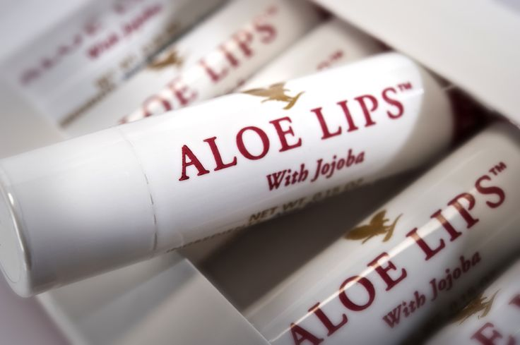 Aloe lips- Our Favorite!