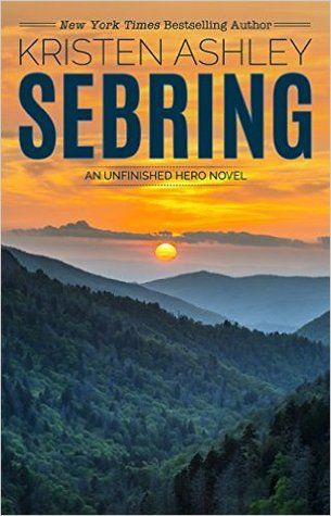 Sebring by Kristen Ashley Picking up a Kristen Ashley book is a sure way to enjoy some reading time for us EDGy gals. This one was a bit darker than we expected but as good as usual. And Nick? Just.... Holy hawtness.