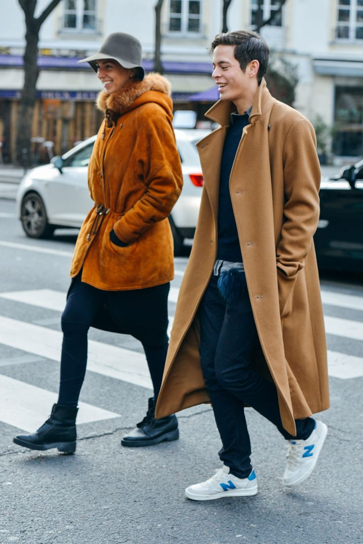 Tommy Ton in Paris: Street Style at the Fall '15 Men's Shows - Gallery - Style.com