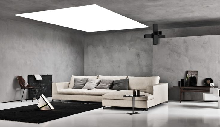Divano modello No Logo Basic- Saba Italia