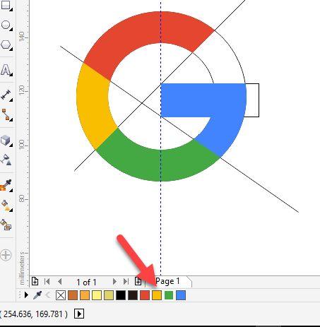 Tutorial Desain Logo Google Dengan CorelDRAW X7 - Gayeng