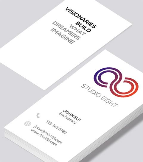 78 best freelance business card designs images on pinterest modern contemporary business card design studio business card reheart Image collections