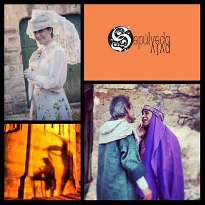 Escapada Rural en Sepúlveda: Visitas teatralizadas en Sepúlveda @SepulvedaViva   www.vadodelduraton.com #turismo #Sepulveda #teatro #ocio
