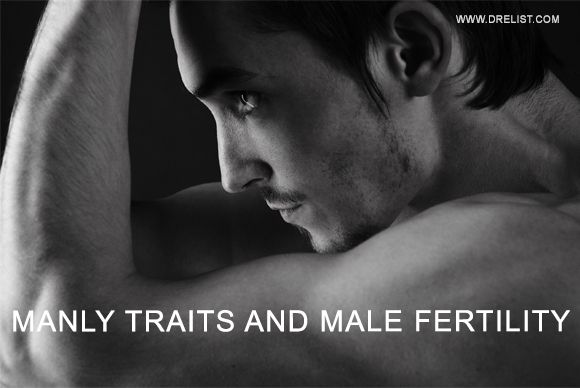 The Link Between #Manly #Traits And #Male #Fertility  Prior researches identified that manly traits such as #strong #built and #broad #shoulders are linked to #high #testosterone levels.