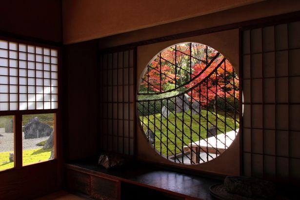 吉野窓の光明院