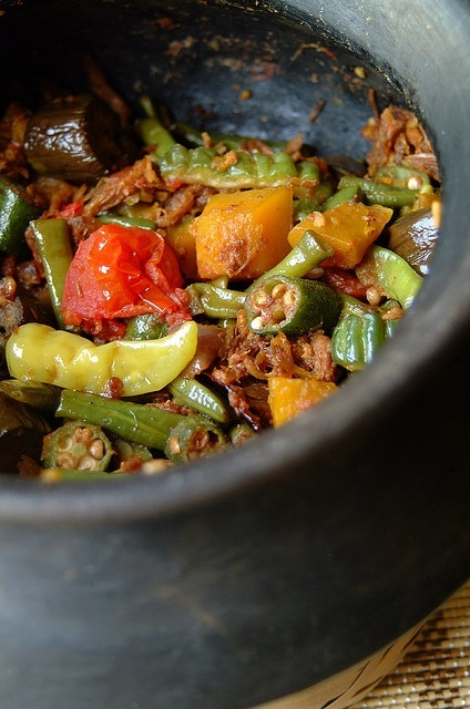 Recipes and Delicacies: How to Cook Pinakbet or Pakbet (Meat Vegetable Stew with Shrimp Paste)