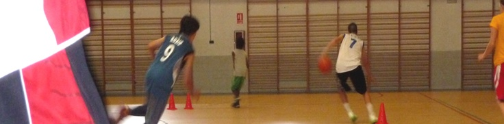 Basketball-training sommercamp in Alicante Spanien