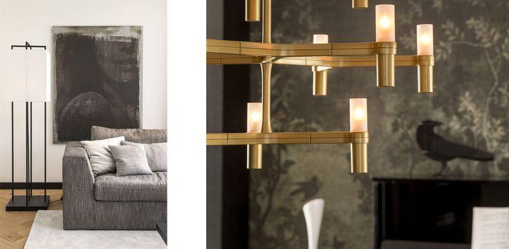 25 beste idee n over luxe interieurontwerp op pinterest moderne luxe luxe woonkamers en art - Trendy deco eetkamer ...