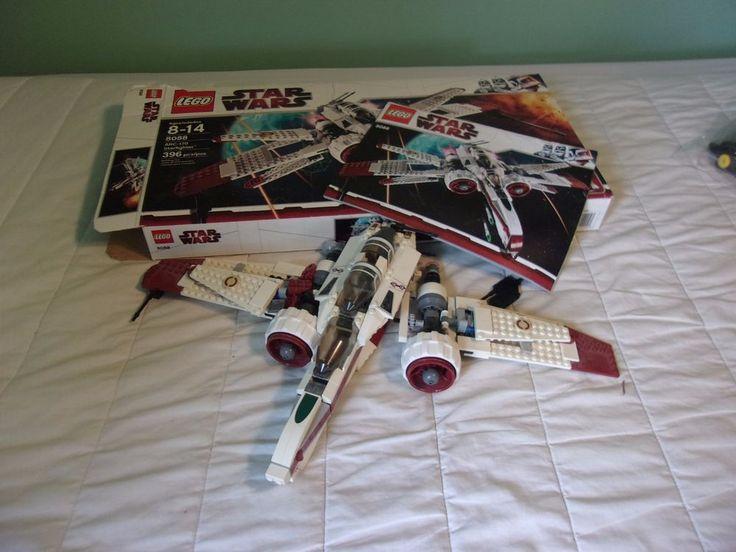 LEGO STAR WARS ARC 170 STARFIGHTER  #8088 set #Lego