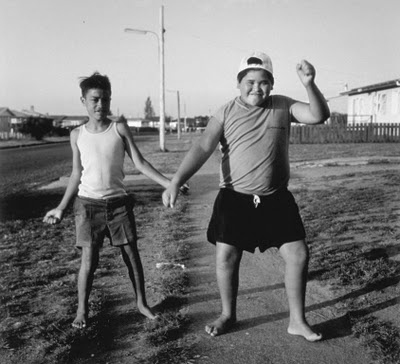 OUTPOST: Ans Westra's New Zealanders  Murupara