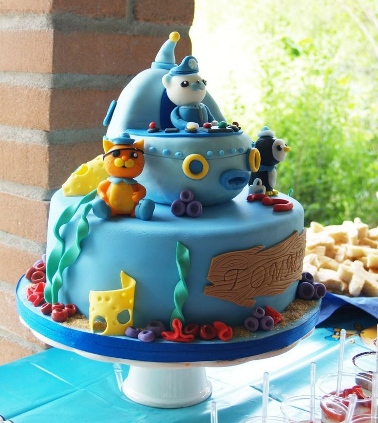 169 best Octonauts Party images on Pinterest Birthday party