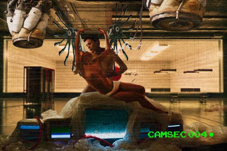 """""""AMORE E PSICHE"""" from A.Canova  photo by Marino festuccia model Adele Ceraudo"""