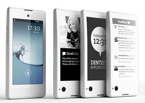 From Russia, with love – The dual-screened YotaPhone | UnlockUnit Blog