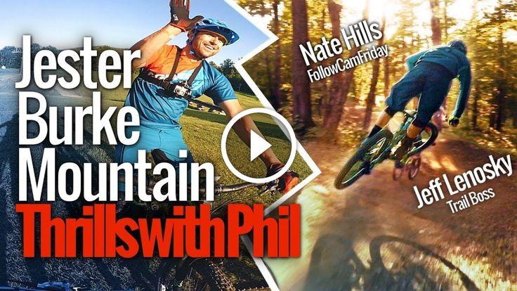 Watch: Chasing Nate Hills and Jeff Lenosky - Jester Burke Mountain VT https://www.singletracks.com/blog/mtb-videos/watch-chasing-nate-hills-jeff-lenosky-jester-burke-mountain-vt/