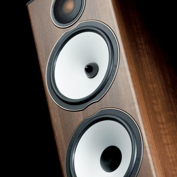 BX6 Torres #MonitorAudio #BX6 #LinhaBronze