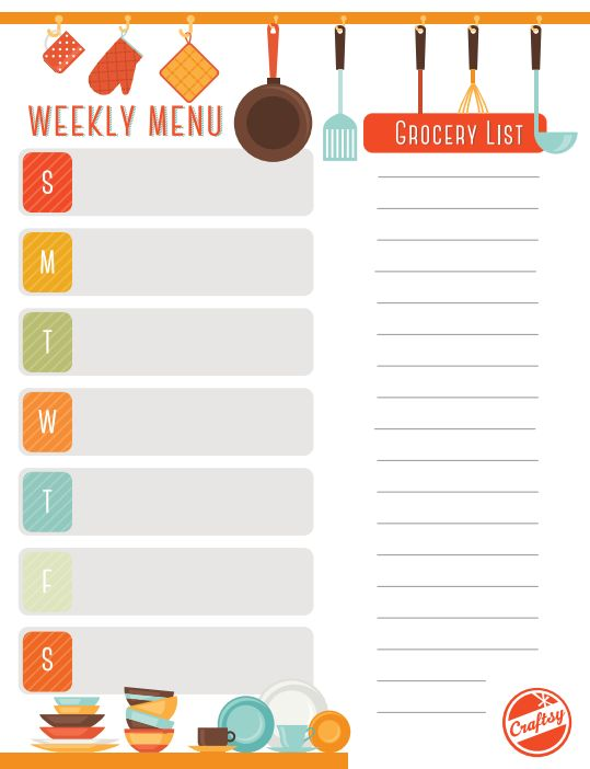 Best 25+ Weekly meal planner ideas only on Pinterest | Meal ...