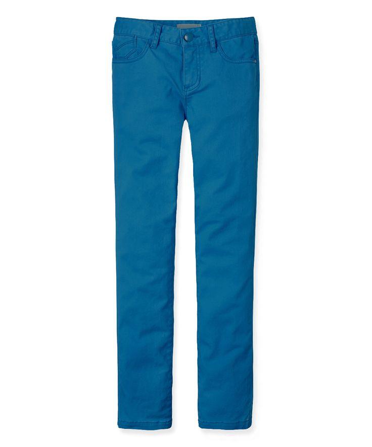 Lyons Blue Skinny Pants - Toddler & Girls