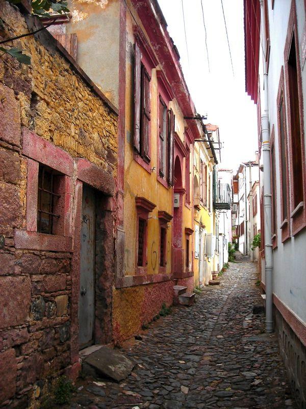 Ayvalik, Turkey.cok özledim.
