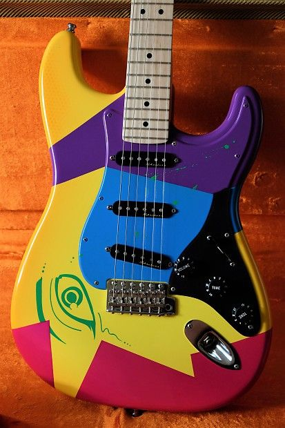 Custom 2011 Fender Eric Clapton Stratocaster with | Reverb