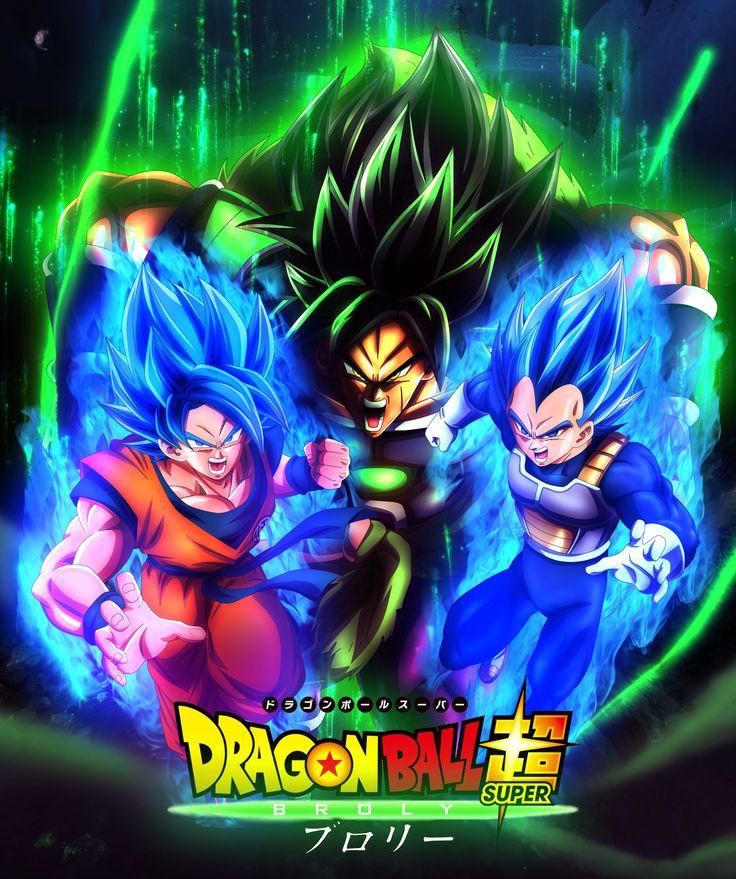 Dragon Ball Broly Full Movie: *Dragon Ball Super: Broly [FULL^^MOVIE] 2018